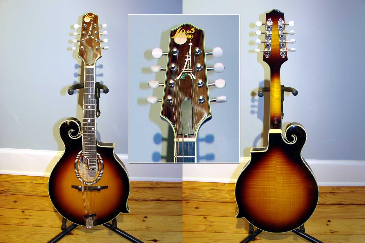 Selling-off some Guitars & Mandolins    | Single-Actions